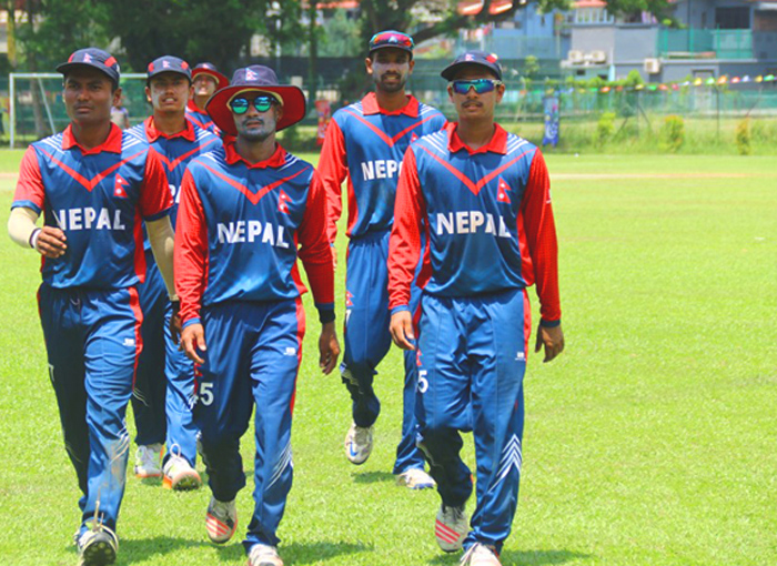 Nepal to participate in T20 Cricket championship in Oman