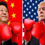US irks China