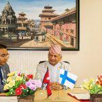 Nepal-Finland