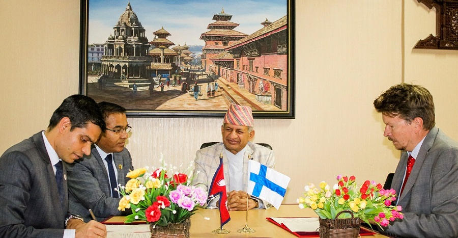 Nepal and Finland establish Bilateral Consultation Mechanism