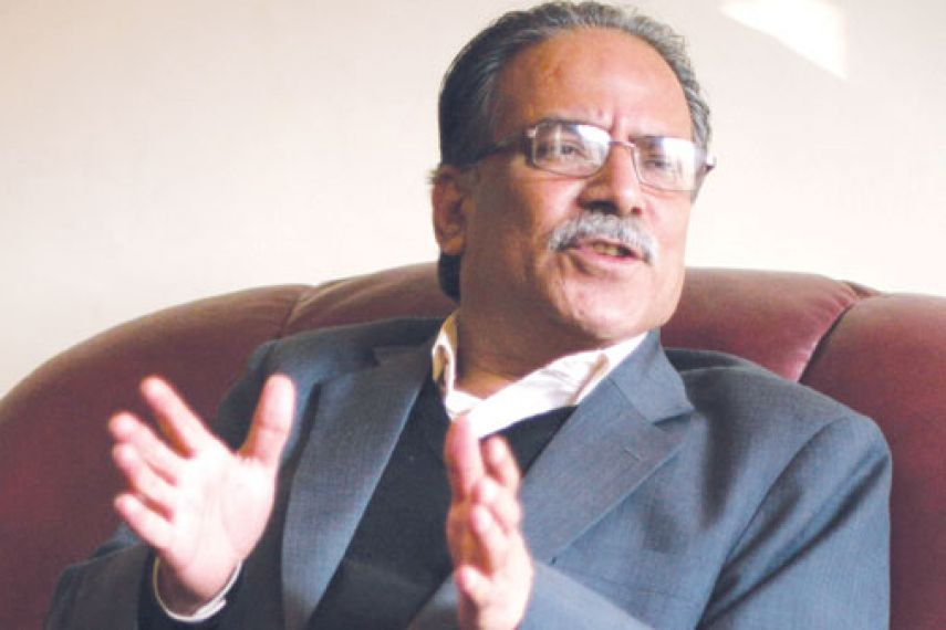 Maintaining balanced relations with neighbors: Dahal, 'Sagarmatha dialogue' soon