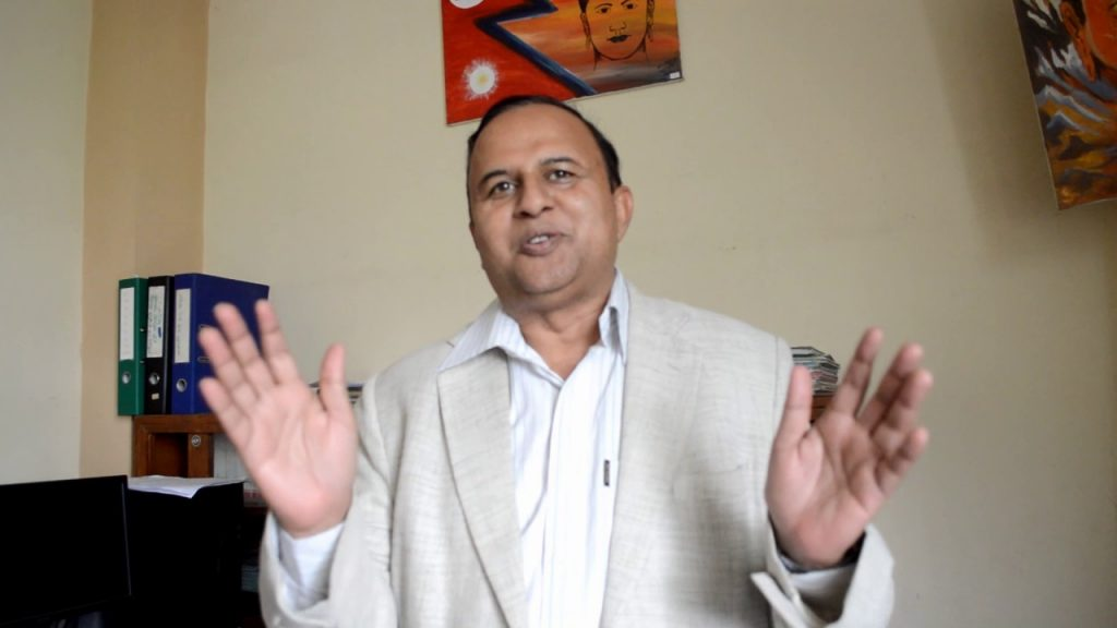 We are ready to move ahead collaborating with private sector: Pokhrel