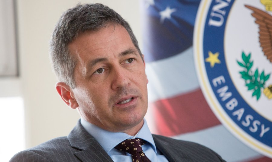 US aspires to strengthen Nepal's position in its region and beyond: Berry