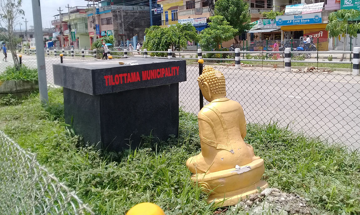 NC demands action against those smashing Buddha's statues