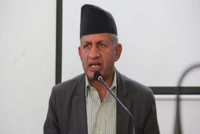 Nepali people were willing to welcome the Chinese President: Minister Gyawali
