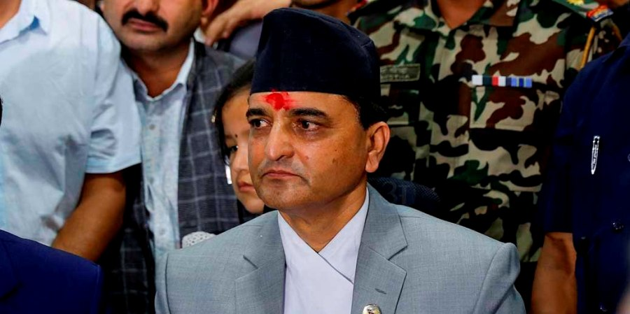 Nepal will be removed from EU's aviation security list soon: Minister Bhattarai