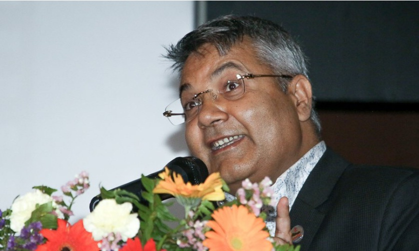 Present government was not a liar: Minister Baskota
