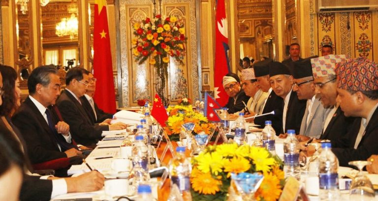Nepal, China sign three agreements on bilateral cooperation