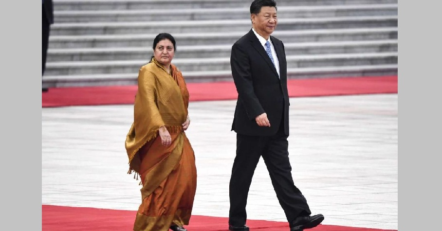 Chinese President's state visit to Nepal from today, bilateral agreements on Sunday