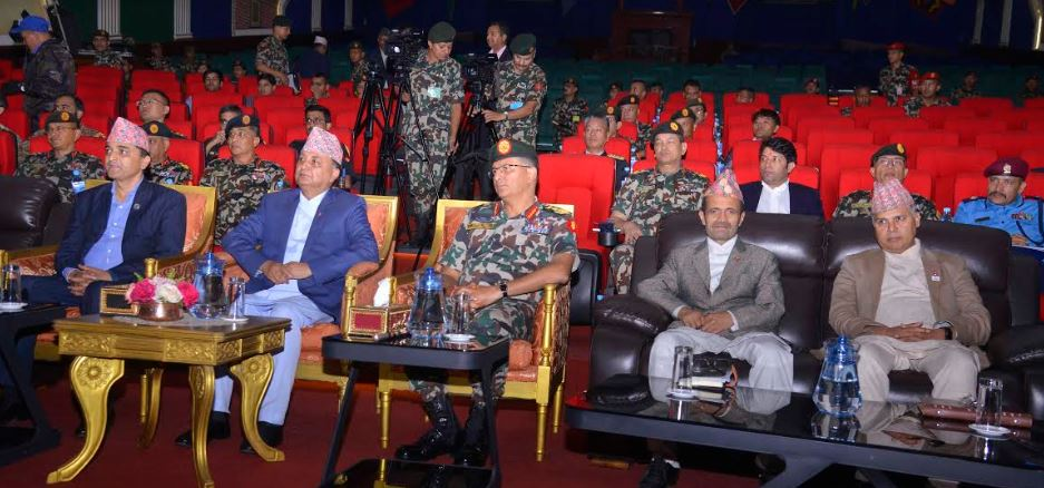 Nepal Army unveils plans to promote VNY 2020