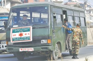 Nepal_Army_to_launch_free_bus_services_for_public_on_Dashain