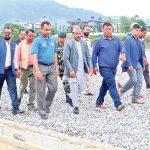 SAG-Sporst-Minister-under-construction-stadiums-Pokhara