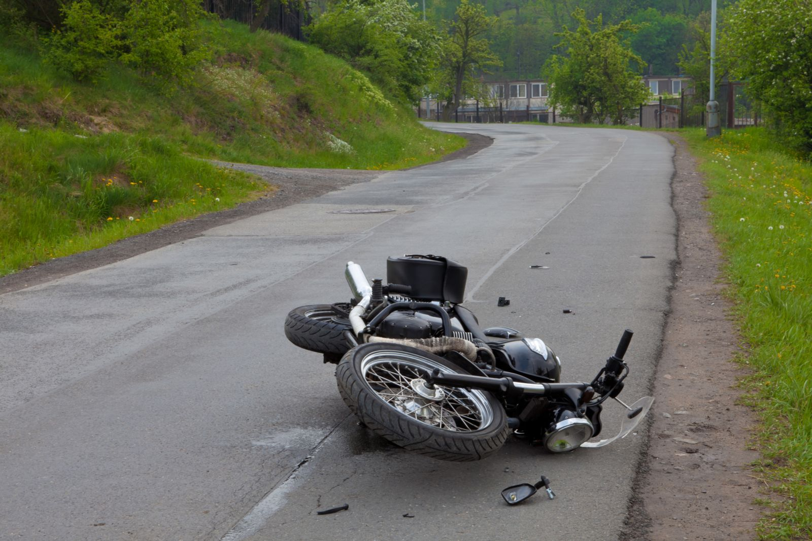 Dutch national dies in motorcycle accident