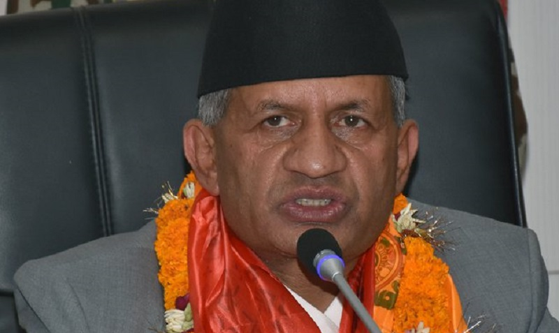 Kalapani is Nepal's territory: Foreign Minister Gyawali