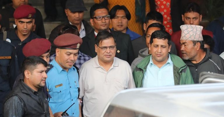 Mahara sent to jail