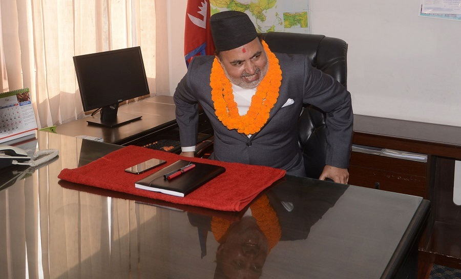 Maximum facilities should be given to private sector: State Minister Dugar