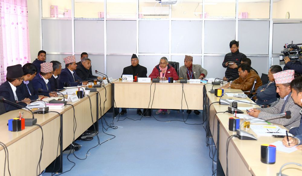 Parliamentary committee passes IT Bill, One can criticise the government: Baskota