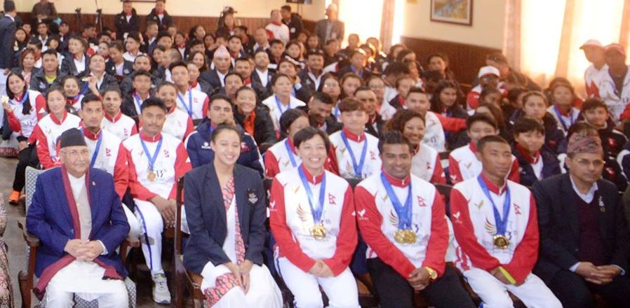 Govt announces attractive cash prizes to SAG medalists
