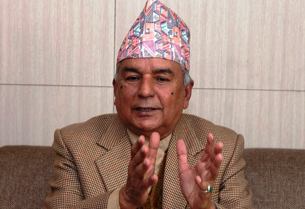 NC should not be weak because of Deuba: Poudel