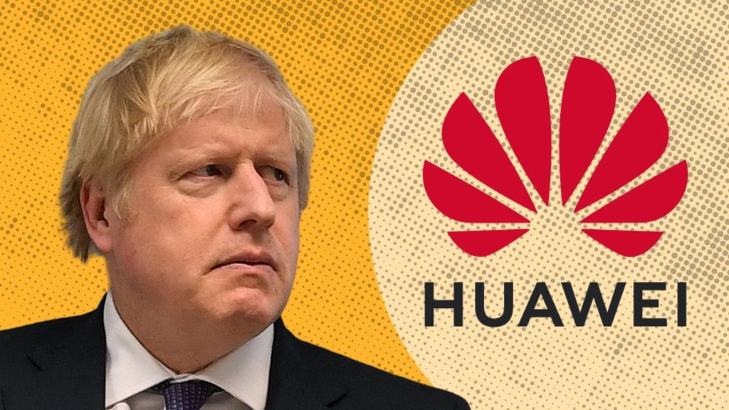 British PM under pressure to block deal with Huawei