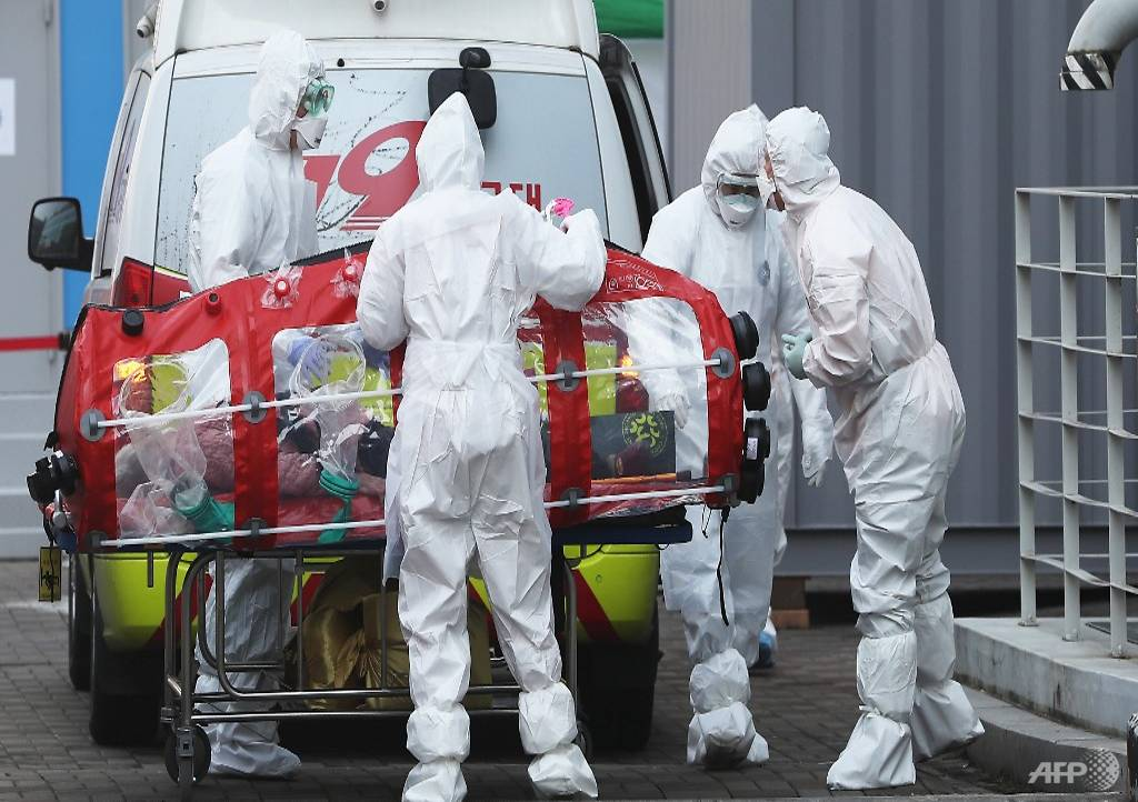 Korea's COVID-19 cases rise to 7,313, death toll at 50
