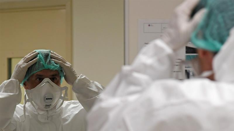 One hundred Italian doctors have died of virus: medics