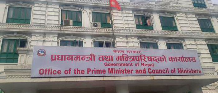Government recommended to President to call budget session on May 8